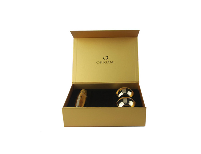 Cosmetic Magnet Closure Gift Box