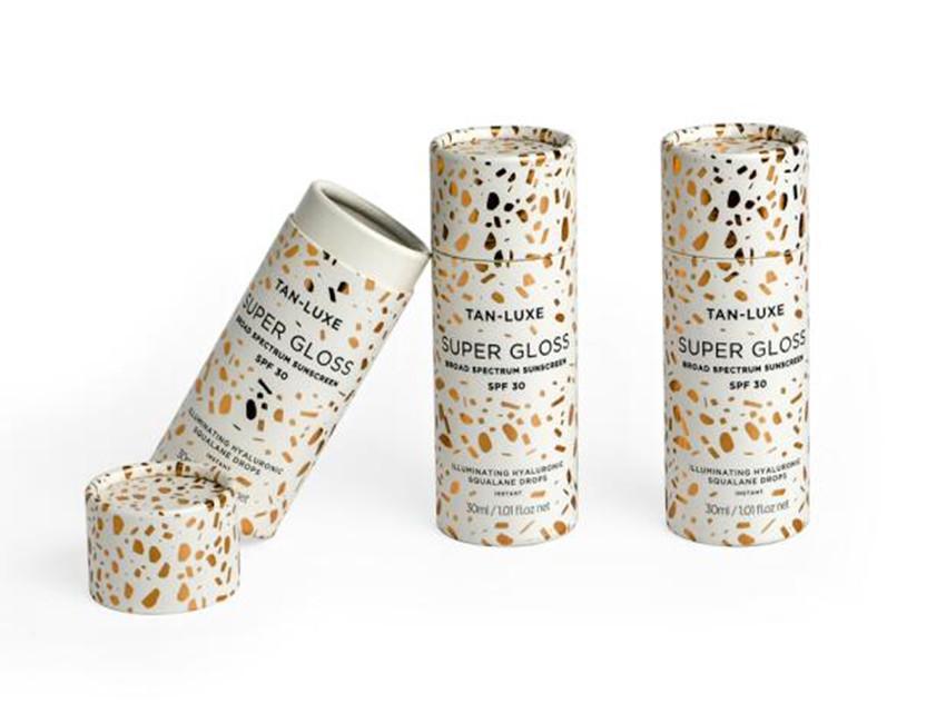 Luxury Sunscreen Packaging Box