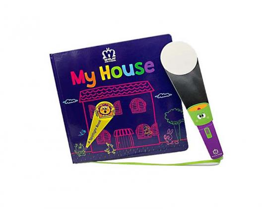 Kids Activity  Board Book