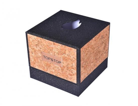 Square Candl Packaging bo