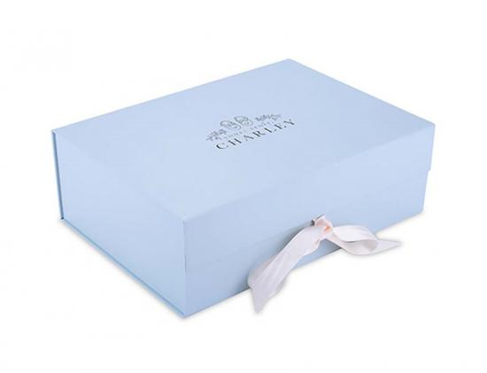 Flat Gift Packaging Boxes