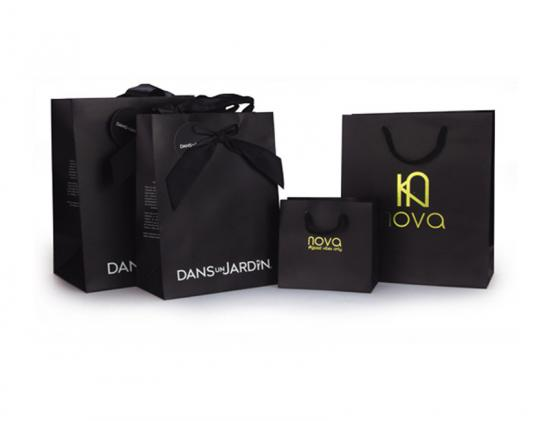 Paper Shopping Gift Bag