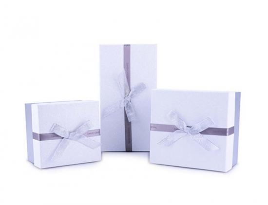 White Gift Packing Box