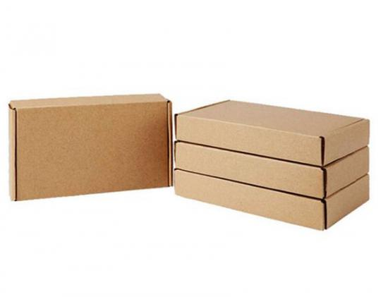 Brown Kraft Shipping Box