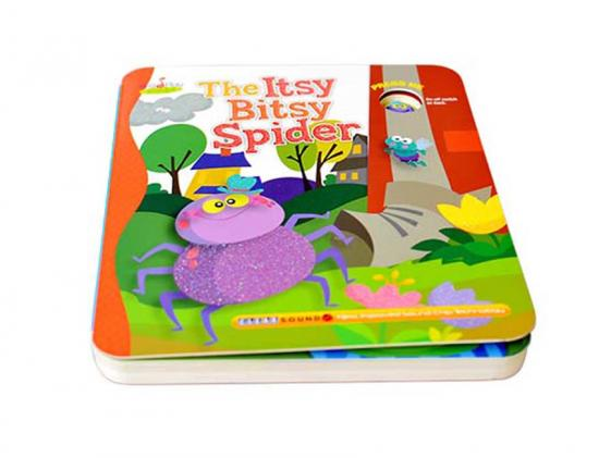 Custom Printed Children Book