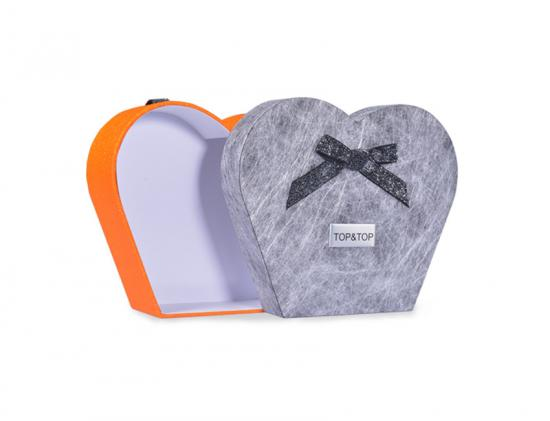 Gift Papere Box with Ribbon