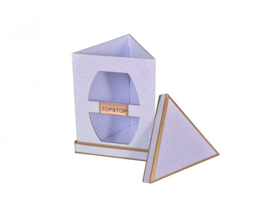 Candle Packaging Box with Window