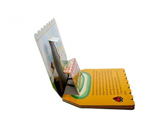 Children's Pop-up Book Printing Services