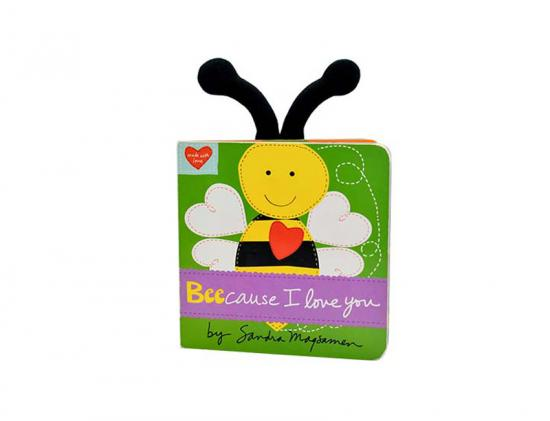 Bee Board Book Printing