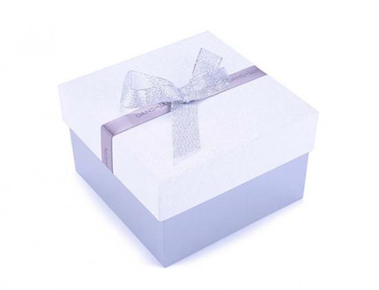 Paper Gift Box with Bow