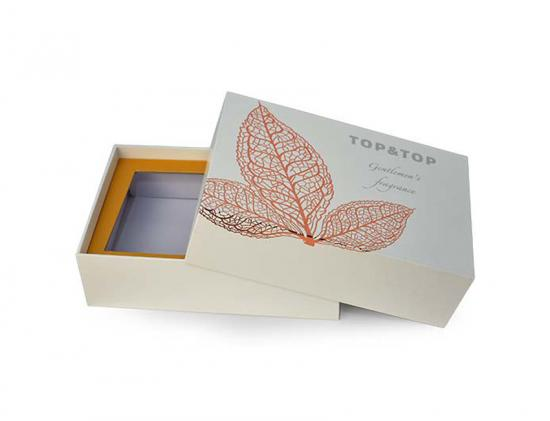 Paper Box with Hot Stamping
