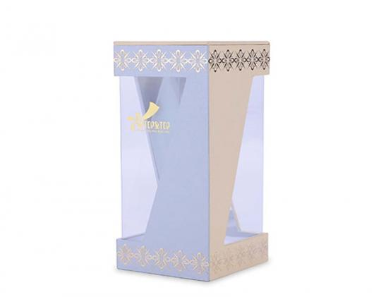 Paper Window Packing Box