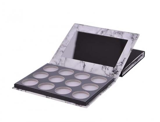 Recyclable Eyeshadow Palette Packaging Box