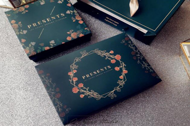 High-end Cosmetic Paper Box